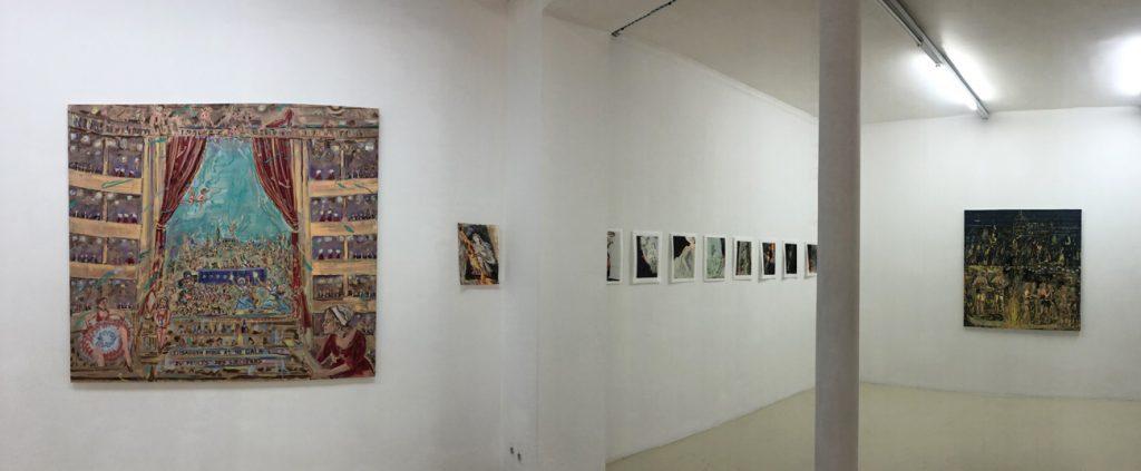 Adam_Adach-Galerie_Jean_Brolly-Autodafé_exhibition