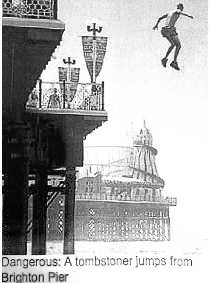 suurce image for  Adam Adach's Run a Risk.
