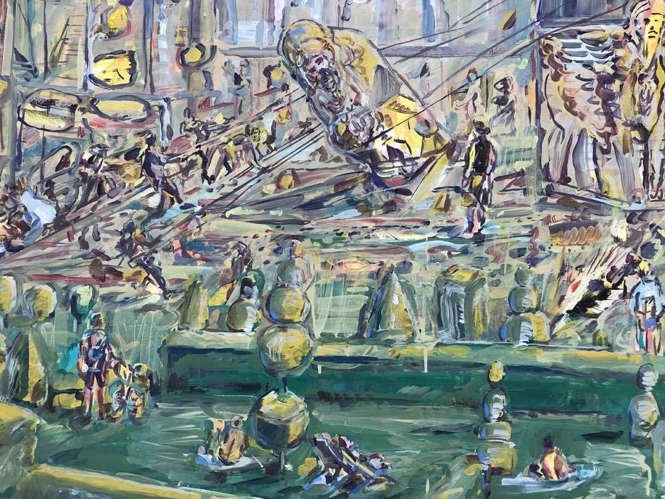 Adam Adach_oil painting